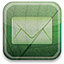 eco green email icon